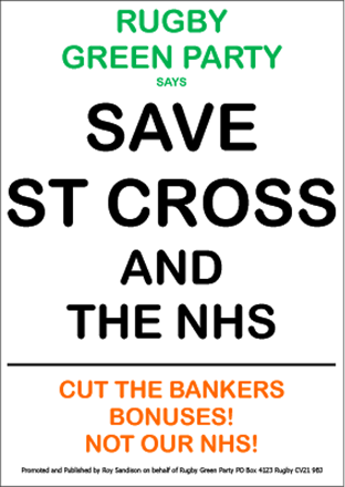 Save StCross large